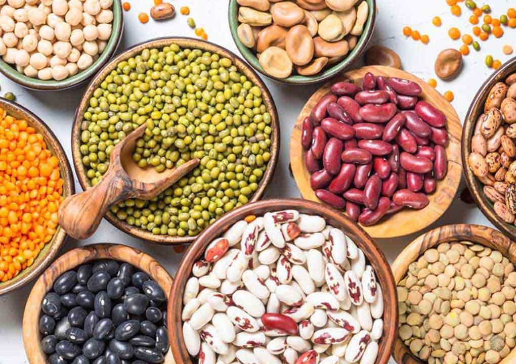 بازار عمده حبوبات ایرانی و خارجی